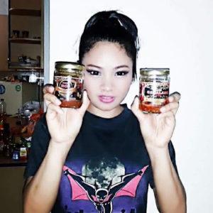 sambal roa